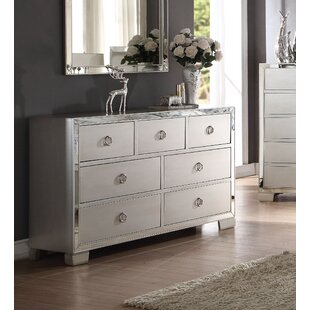 Read Reviews Hester 7 Drawer Dresser By Rosdorf Park