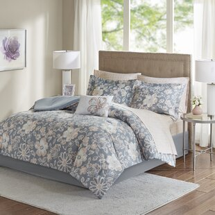 Timmins Complete Comforter and Cotton Sheet Set