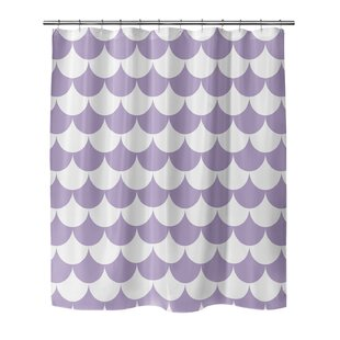 Delrosario Single Shower Curtain by Highland Dunes Reviews