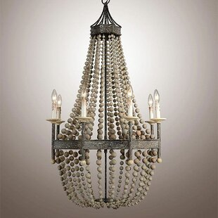 Where buy  8-Light Empire Chandelier By Bungalow Rose