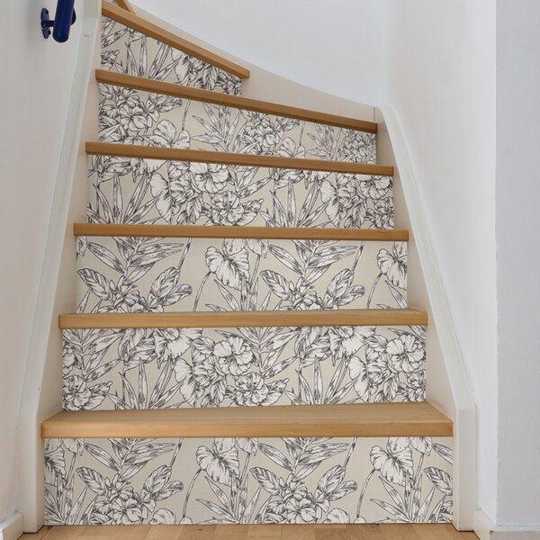 Headboard Wallpaper Wayfair