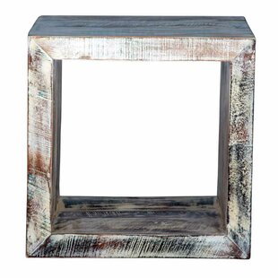Karlstad Cube End Table