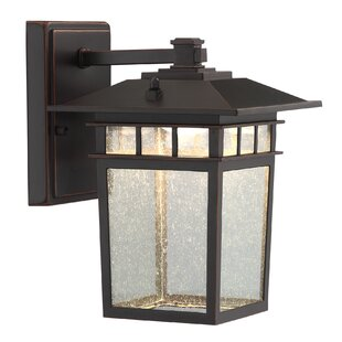 Dalrymple LED Outdoor Wall Lantern