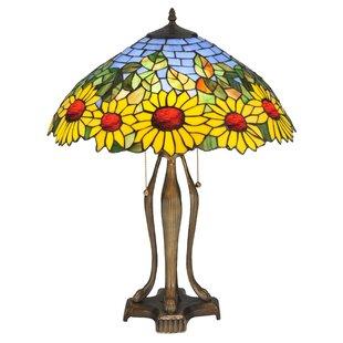 Wild Sunflower 24 Table Lamp