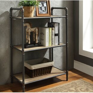 Christofor Industrial Etagere Bookcase