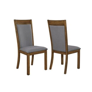 Willeford Upholstered Dining Chair (Set Of 2) by Ophelia & Co. Great Reviews