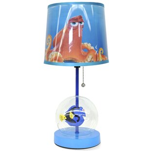Fish lamps wayfair dory fish 18 table lamp aloadofball Image collections