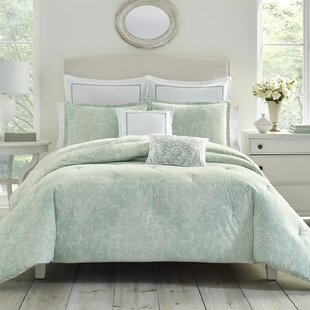 Maddox Cotton 7 Piece Reversible Comforter Set by Laura Ashley Home
