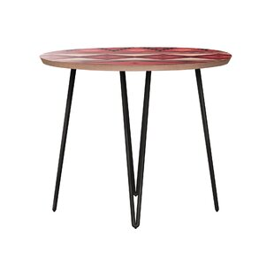 Holderman End Table By Bungalow Rose