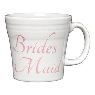 Tapered Bridesmaid Coffee Mug