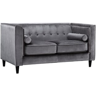 Roberta Chesterfield Loveseat