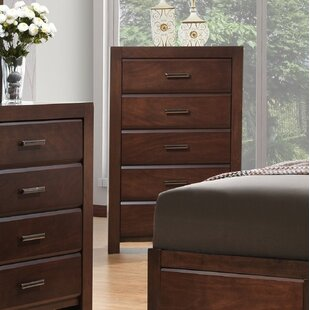 Ackley 5 Drawer Chest by Darby Home Co