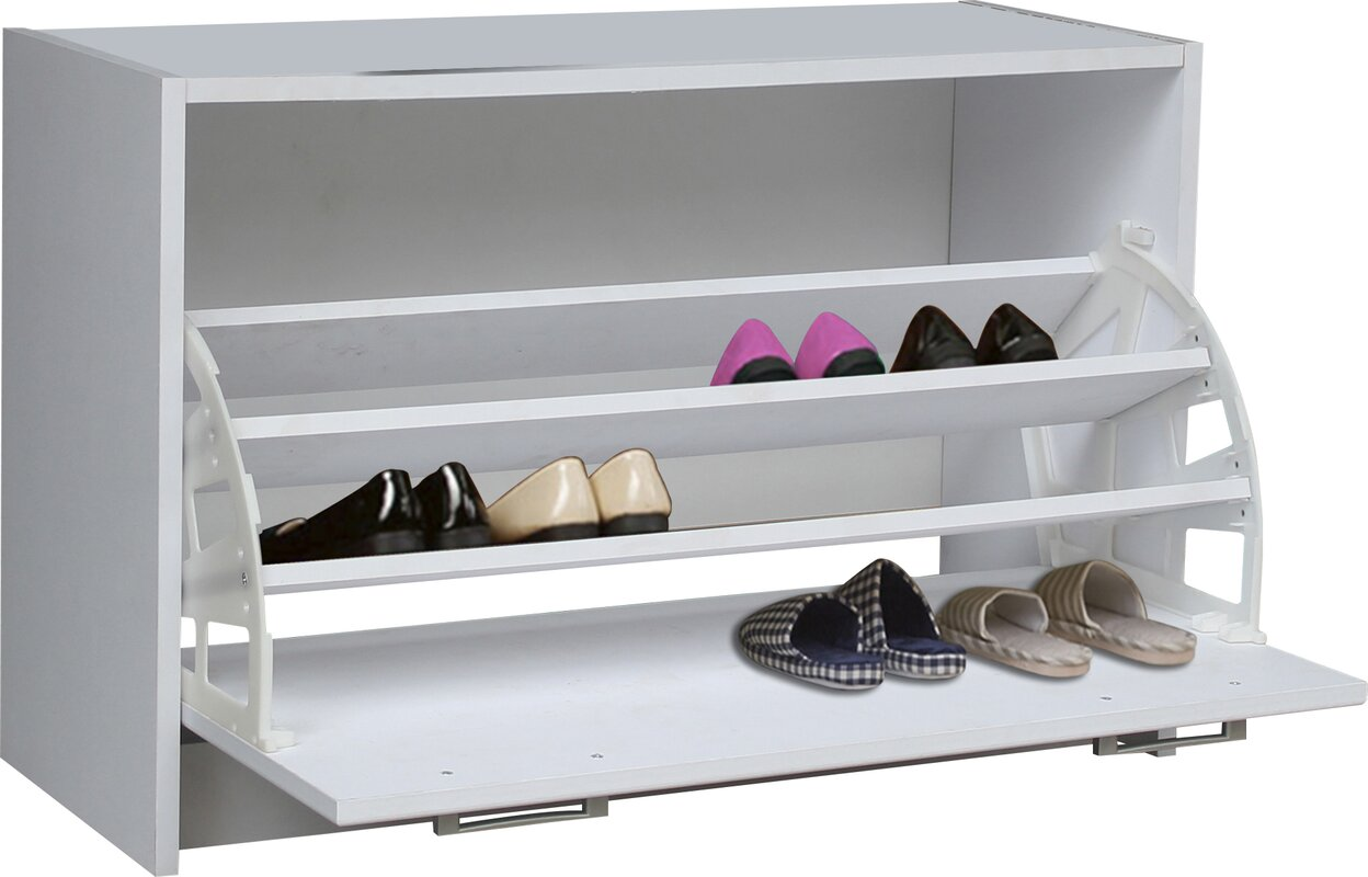 Shoe cabinets four drawer 27 pairs -  Cabinet Shoe Storage Sku Fdc1037 Default_name