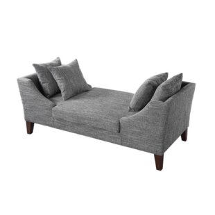 Check Prices Pottershill Chaise Lounge by Darby Home Co Reviews (2019) & Buyer's Guide