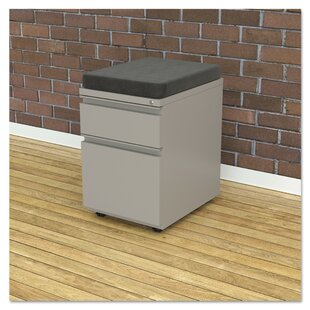 Caulfield 2-Drawer Vertical Filing Cabinet