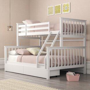 Double Bed Bunk Beds Wayfair Co Uk