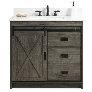 Farmhouse Sink Bathroom Vanity Wayfair