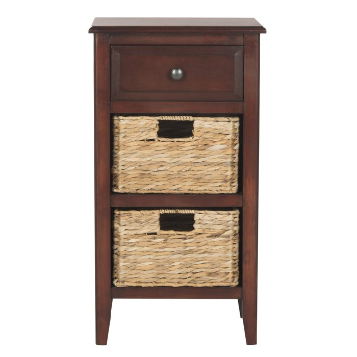 Peralez End Table With Storage