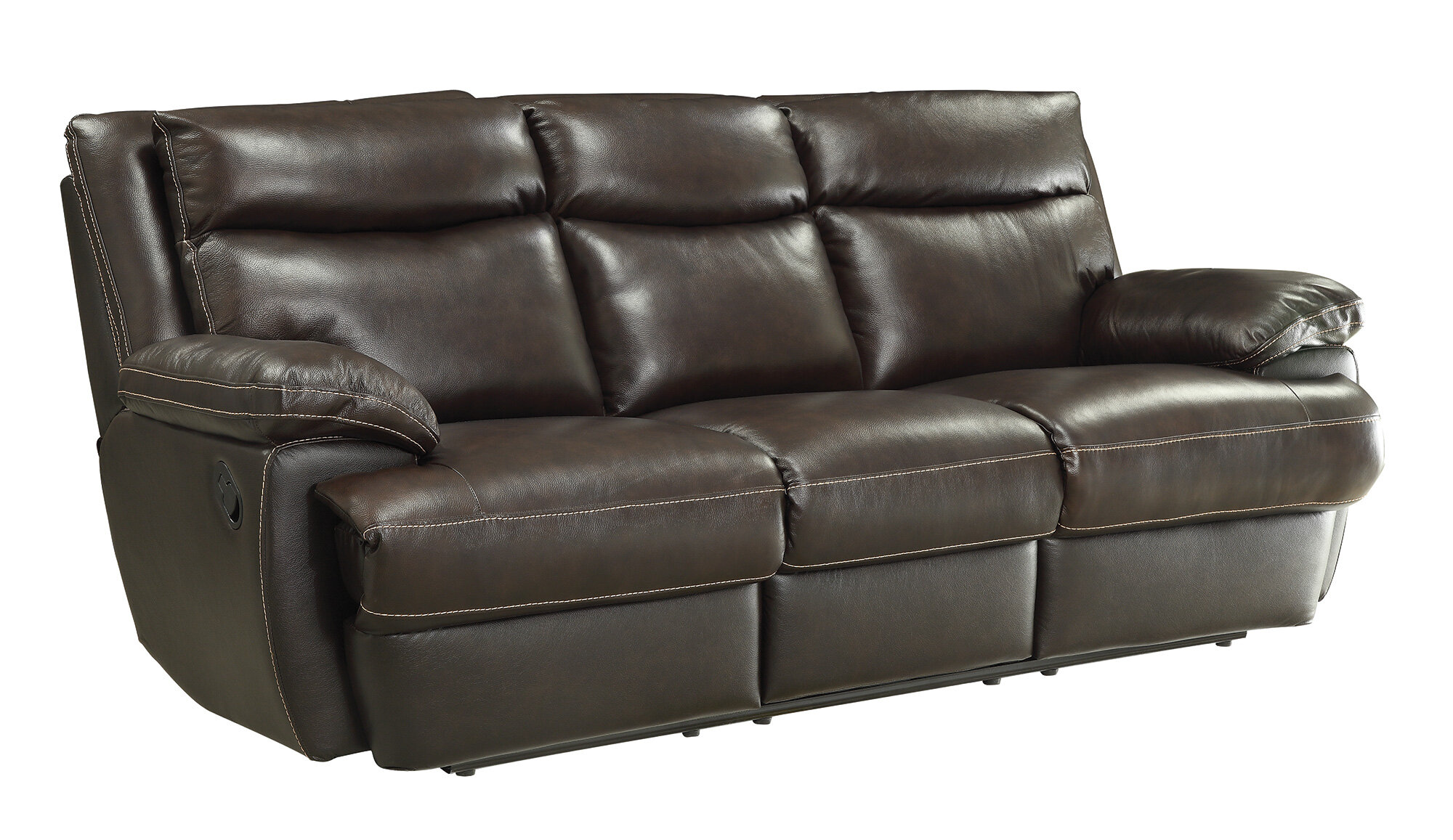 Terrific Hughes Leather Reclining Sofa Pdpeps Interior Chair Design Pdpepsorg