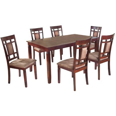 Patrick 7 Piece Dining Set by Darby Home Co