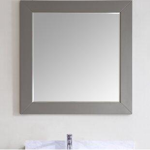 Price Check Zeringue Bathroom/Vanity Mirror ByBrayden Studio