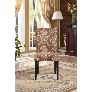 Elegant Parsons Chair (Set of 2) by NOYA USA