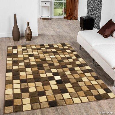 Square Designed Doormat AllStar Rugs