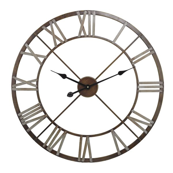 French Country Wall Clock Joss Main