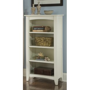 Round Hill Standard Bookcase by Three Posts Savings