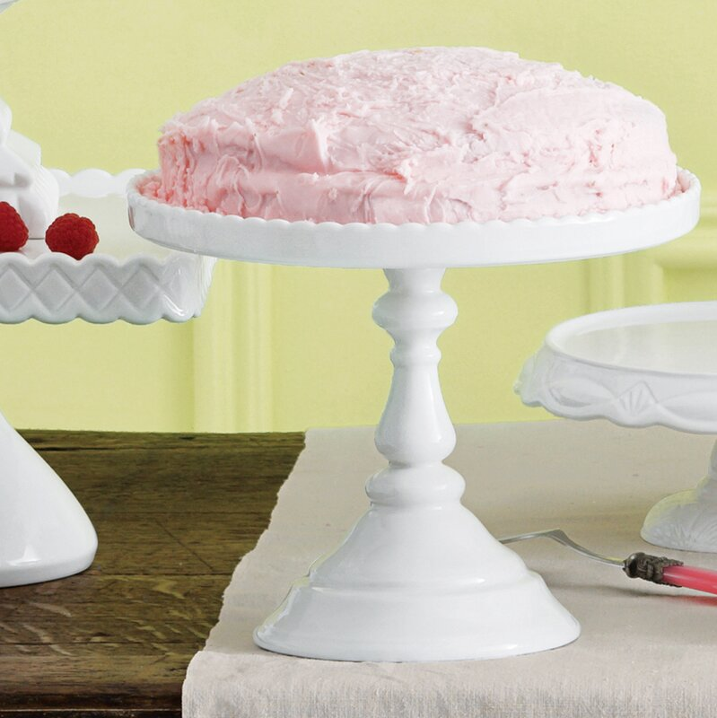 Rosanna Decor Bon Bon Round Cake Stand & Reviews | Wayfair