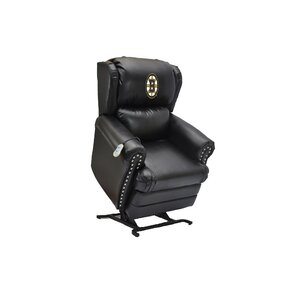 Hockey Power Lift Assist Recliner by Imperial