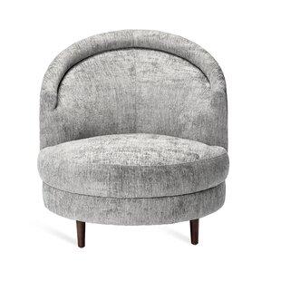 Capri Swivel Lounge Chair by Interlude