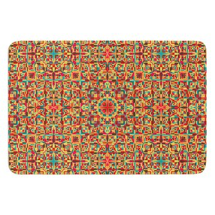 Circus by Allison Soupcoff Bath Mat