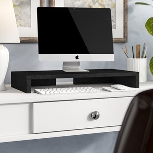 Monitor Stands Risers You Ll Love Wayfair