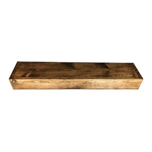 Urbano Reclaimed Wood Floating Shelf