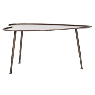 Akers Coffee Table with Tray Top