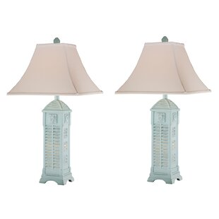 Carys Shell 30 Table Lamp (Set of 2)