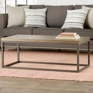 Coupon Helene Coffee Table By Mercury Row
