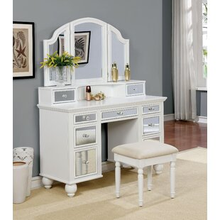 Makeup Tables and Vanities | Wayfair
