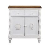 2 Door Accent Cabinet by Rosecliff Heights
