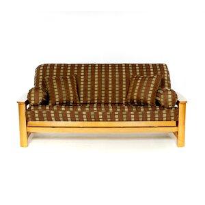 Stetson Box Cushion Futon Slipcover