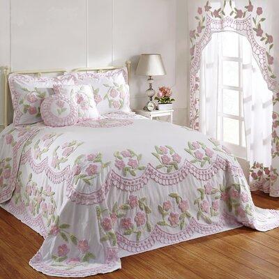 alburtis handcrafted chenille bedspread - Chenille Bedspreads