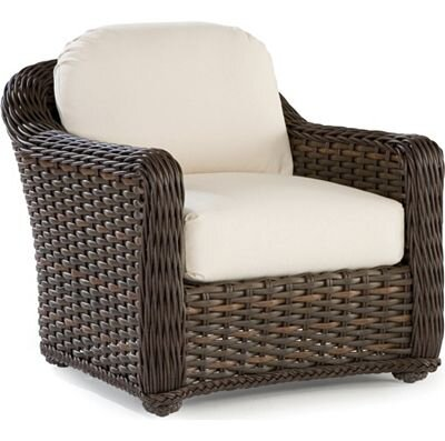 South Hampton Patio Chair With Cushions
