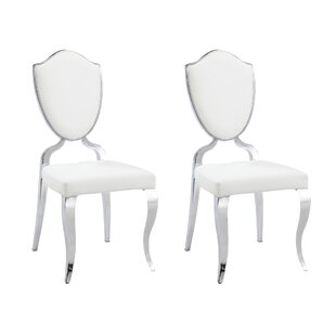 Letty Upholstered Dining Chai (Set of 2)