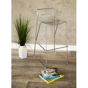 Pantela 29 Bar Stool Orren Ellis