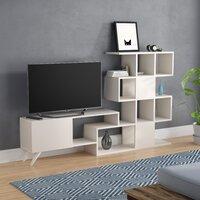 WayFair.com deals on Brayden Studio Washtenaw TV Stand for TVs up to 60-inch