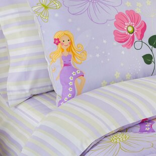 Kid's Fairy Light Sheet Set