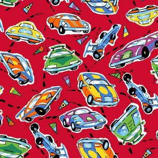 Compare prices Race Cars Travel Fitted Crib Sheet BySheetworld