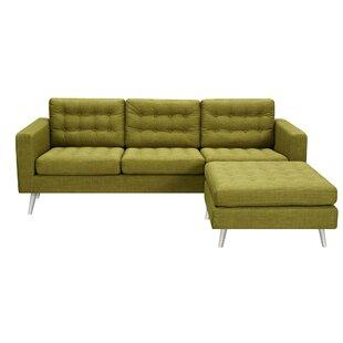 Fuhr 3 Piece Living Room Set