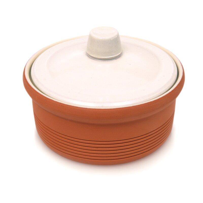 Graupera Pottery Artisans 6-qt. Round Dutch Oven